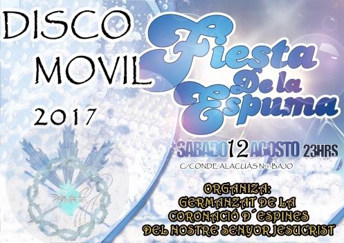FIESTA ESPUMA 2017 DEFINITIVO1